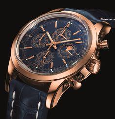 Breitling Transocean Chronograph QP (Perpetual Calendar) #Basel2013