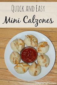 Play. Party. Pin.: Quick Mini Calzones and #PamSmartTips for Muffin Tin Cooking {Giveaway}