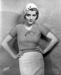 screengoddess:  PEGGY SHANNON 1932