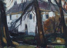 Arnout Colnot, Het Oude Hof te Bergen