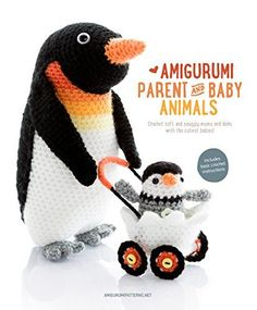 Amigurumi Parent and Baby Animals: Crochet Soft and Snugg... https://www.amazon.co.uk/dp/9491643088/ref=cm_sw_r_pi_dp_x_c485xbTC94ADE