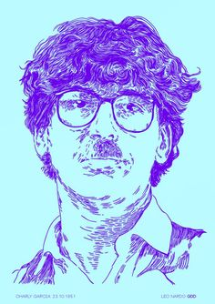 Charly Garcia Pop Rocks, Bob Marley, Rock And Roll, Famous People, Stencils, Musicals, Fan Art, In This Moment, Wallpaper