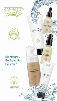 Η σειρά αντιοξειδωτικής φροντίδας του δέρματος Cannabis Beauty περιλαμβάνει πέντε μοναδικά προϊόντα με κάνναβη που συνεργάζονται για να δουλέψουν μαζί ως μια ολοκληρωμένη σειρά φροντίδας. Be Natural, Cleanser, Cannabis, Shampoo, Personal Care, Bottle, Beauty, Self Care, Cleaning Agent