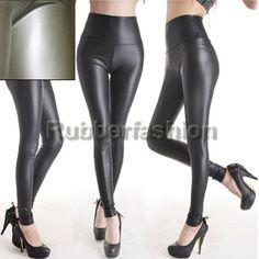 Sexy Glanz Leggings olive-grün #Wetlook #Glanz #Leggings #Leggins #Legings #Legins #Hose #metallic #Taillenhose 16.90 EUR inkl. 19% MwSt. zzgl. Versand