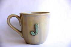 Monogram Ceramic Mug