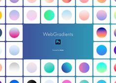 WebGradients for Photoshop