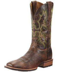 Men's Tombstone Boot - Weathered Chestnut
