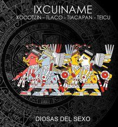 Aztec Symbols, Mexican Artwork, Ancient Aztecs, Aztec Art, Mesoamerican, Chicano Art, Animal Design, Mandala Art, Mythology