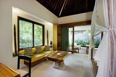 Interior villa at The Purist Villas & Spa in Bali