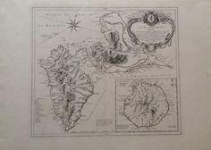 Carte Guadeloupe