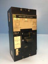 Square D LAL36400 400A Circuit Breaker w/ Shunt 600V Type LAL S4 SqD 400 Amp (EM1565-1)