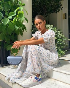 Photo September 13 2019 at womens fashion style hats shoes minimal simple dress ootd summer comfortable for her ideas tips street Louise Thompson, Womens Fashion, Skirts, Outfits, Instagram, Dresses, Style, Clothes, Vestidos