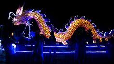 Mid-Autumn Festival in Asia kicks off with dragons lanterns and mooncakes