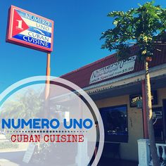 Authentic flavor. Awesome specials. Sabor Cubano. Check out this month's Nom of the Month! #alocalthing