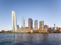 The Style Examiner: Crown Hotel Sydney by Wilkinson Eyre Architects