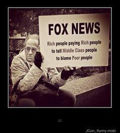 Rich people...