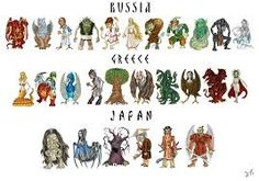 imaginary creatures - Αναζήτηση Google