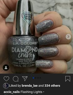 Sparkle Nails, Nail Polish, Colors, Ongles, Nail Polishes, Polish, Colour, Color, Manicure