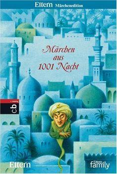 Märchen aus 1001 Nacht:  Cover -  Dieter Wiesmüller: