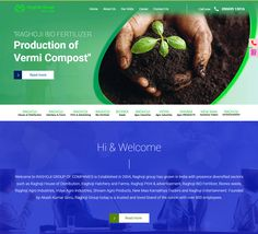 Web design of RAGHOJI GROUP #Webdesign #Webdevelopment #Websolutions #Website #WebsiteDesign