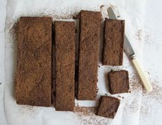 A really nice, soft textured slice that can be made crunchy by using white sugar instead of brown.