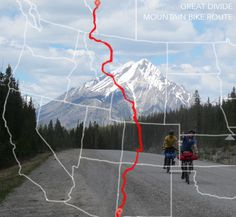 Great Divide Mountain Bike Route - Brewery Edition - Bikepackers Magazine