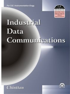 Industrial Data Communication  (Paperback) Communication, Public, Industrial, Industrial Music, Communication Illustrations