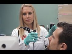 Learning About Nasal Polyps Dr. Christie Barnes, an ENT specialist, at Nebraska Medicine discusses what nasal polyps are, how they form and what treatment options are available. Sinus Remedies, Nasal Septum, Natural Cures, Immune System, Medicine, Health Fitness, Learning, Youtube, Brain