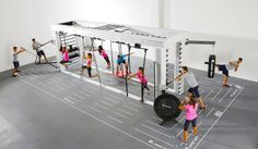 The Format functional training system