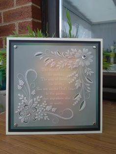 Parchment Design, Parchment Cards, Creation Deco, Beautiful Handmade Cards, Card Maker, Paper Cards, Flower Cards, Hobbies And Crafts, Scrapbook Cards