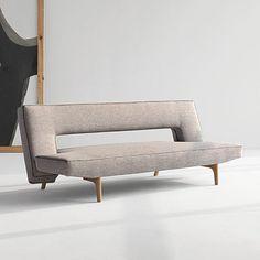 Innovation USA Puzzle Wood Sleeper Sofa & Reviews | Wayfair