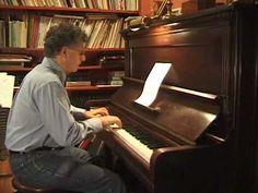 Tarantella Napoletana on piano, with sheet music available.