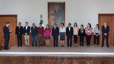 Nombra Alejandro Murat a  Gabinete Ampliado del Gobierno del Estado de Oaxaca
