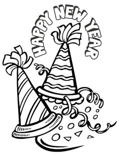 new year crafts for adults happy new year coloring pages newyear