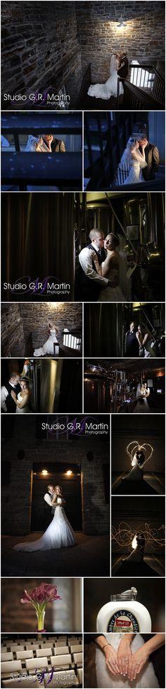 Mill Street Brewery Restaurant Wedding - Ottawa wedding photographers - Ottawa winter wedding