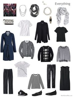 8. travel capsule wardrobe for Paris May 2018