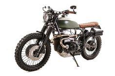 Kevils' timeless BMW R100 Scrambler | Bike EXIF