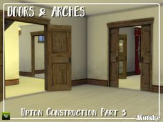 mutske's Upton Constructionset part 3