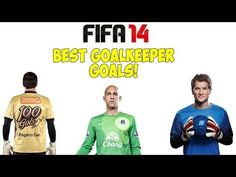 FIFA 14 – BEST GOALKEEPER GOALS!. . http://www.champions-league.today/fifa-14-best-goalkeeper-goals/.  #fifa #goalkeeper