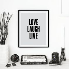 Love Laugh Live by The Motivated Type #inspiration #quote #motivation