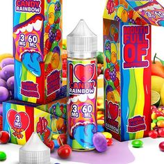 Now available at eJuices.com: I Love Candy eJui....  Find it at: http://www.ejuices.com/products/i-love-candy-ejuice-rainbow?utm_campaign=social_autopilot&utm_source=pin&utm_medium=pin.