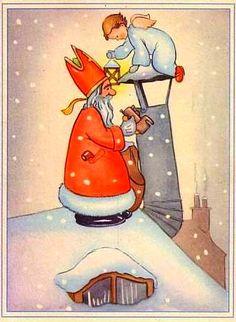 12 Days Of Christmas, Christmas Eve, Vintage Christmas, Christmas Cards, Kings Day, Epiphany, Santa, Clip Art, Seasons