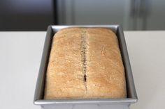 Homemade Healthy Honey Wheat Sandwich Bread