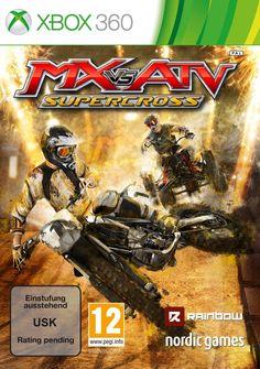 Køb MX Vs ATV: Supercross /Xbox 360 - Xbox 360