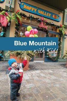 A Weekend Getaway to Blue Mountain Resort