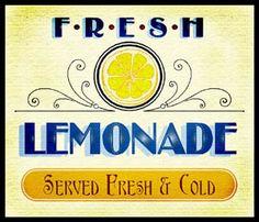 lemonade kitchen art pinterest lemonade sign free printable