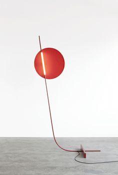 Zaven Athletes mostra Nike lampade movimento Design Week Milano | Lancia Trendvisions