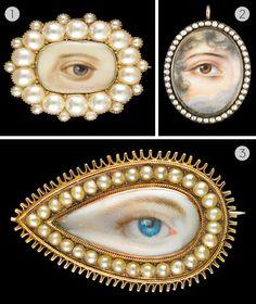 keads.com: Lover's Eye Brooches