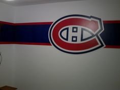 montreal canadiens red paint - Google Search