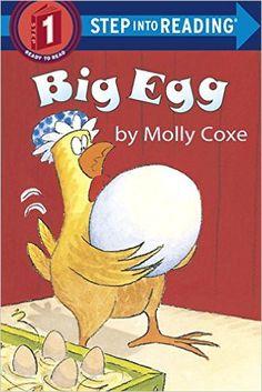 Amazon.com: Big Egg (Step-Into-Reading, Step 1) (9780679881261): Molly Coxe: Books